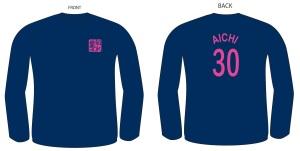 愛知30K2018Tシャツ